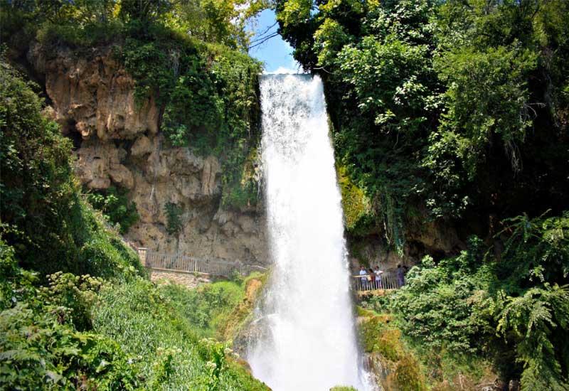 Водопад Эдесса 2