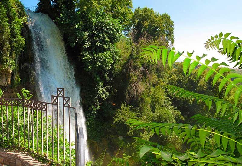 Водопад Эдесса 3