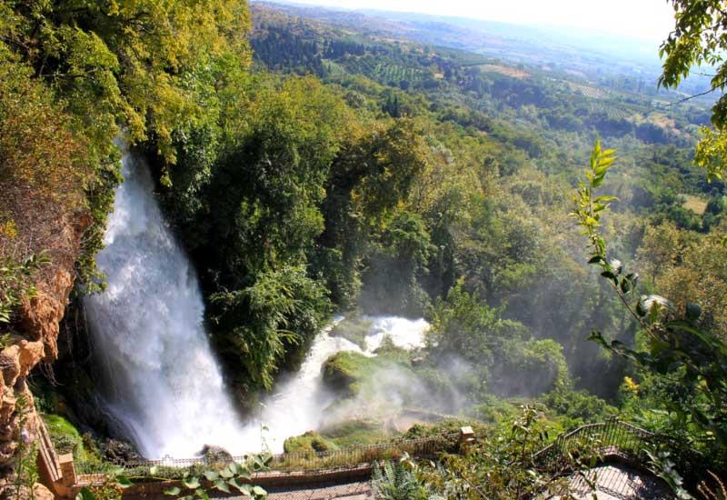 Водопад Эдесса
