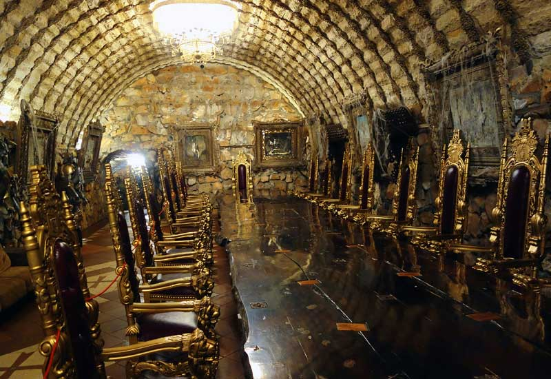 Замок Равадиново 3