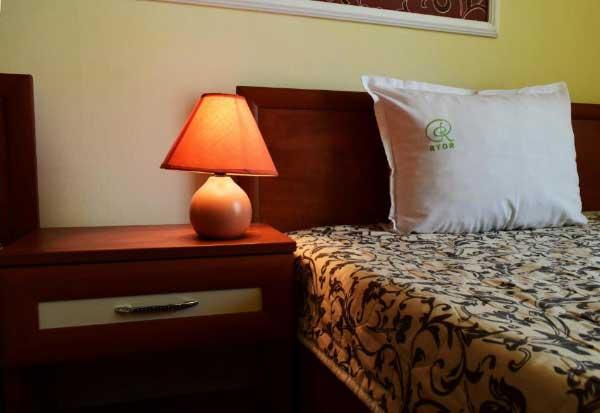 Ryor Hotel room